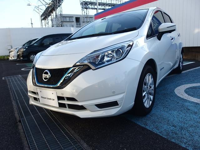 日産 e-パワー X 1.2 e-POWER X 当社社有車 衝突軽減ブレーキ