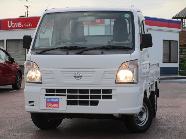 日産 NT100クリッパートラック 660 DX 4WD 当社下取りワンオーナー車