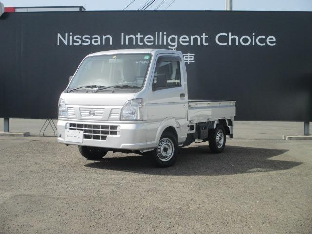 日産 660 DX 4WD CD