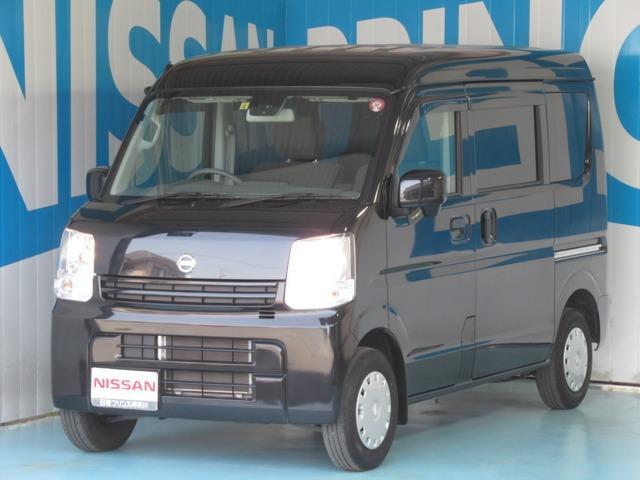 日産 660 GX ハイルーフ メモリーナビ・エマブレ