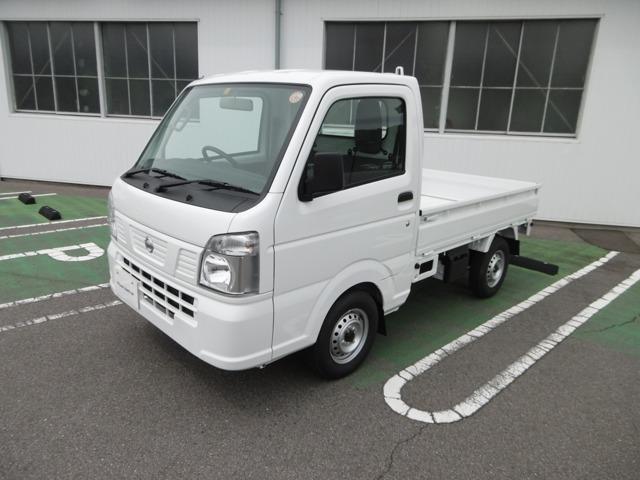 日産 NT100クリッパートラック 660 DX 4WD P/S A/C