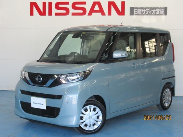 日産 660 X 社有車アップ・純正ナビ