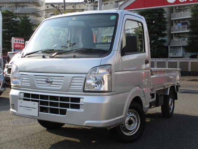 日産 NT100クリッパートラック DX 660 DX 4WD 3速オートマ 当社下取りワンオーナー車 走行678km