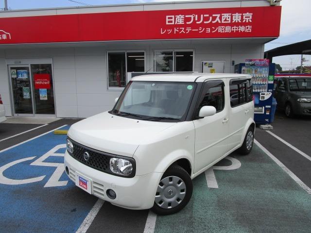 日産 15S FOUR 社外HDDナビ ETC 4WD