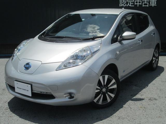 日産 30kWh X エマージェンシ-B 純正EV専用ナビ