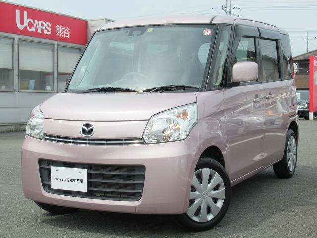 マツダ 660 XS 社外メモリ-ナビ