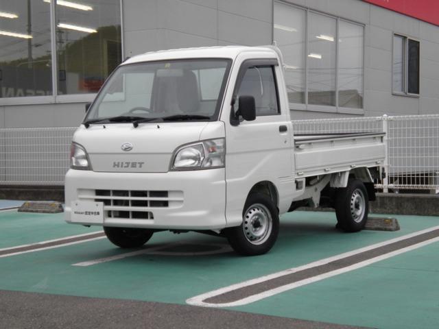 ダイハツ 660 エアコン・パワステスペシャル VS 3方開 4WD