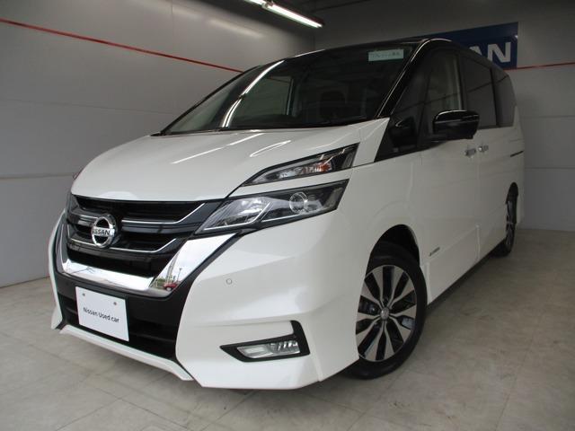 沖縄県豊見城市の中古車ならセレナ 2.0 ハイウェイスター VセレクションII