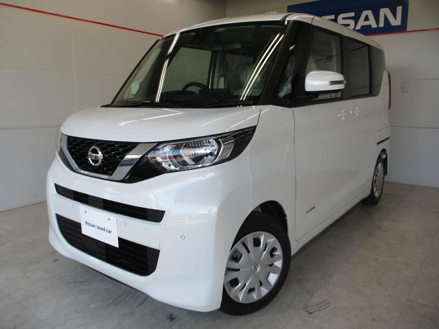 豊見城市 琉球日産自動車(株) 豊崎店 日産 ルークス 660 X パールホワイト 7km 2020(令和2)年