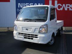 NT100クリッパートラックDX 660 DX 4WD パートタイム4WD