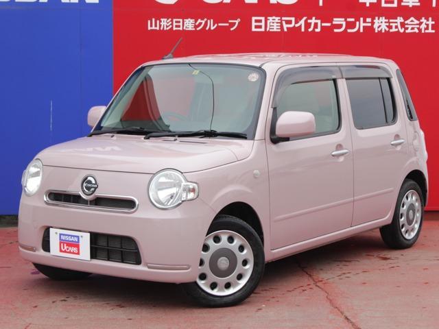 ダイハツ ミラココア 660 X 4WD エコアイドル オートエアコン CD