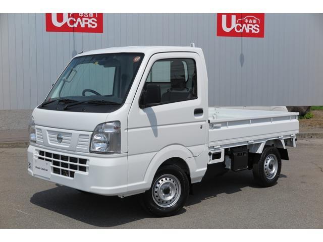 日産 NT100クリッパートラック 660 DX セーフティ パッケージ 4WD 届出済未使用車エマージェンシーブレーキ付