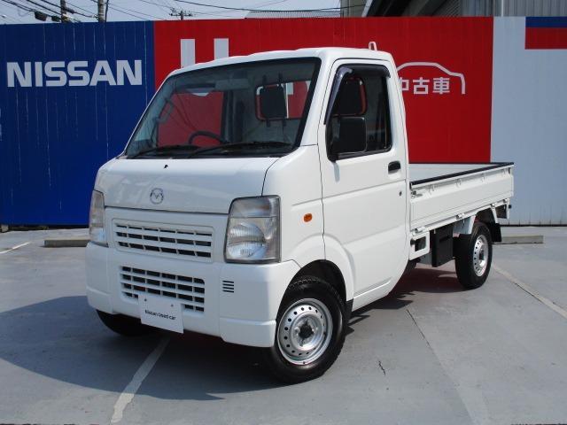 マツダ スクラムトラック 660 KC スペシャル 3方開 5MT車 パワステ ワンオーナー パワステ付 A/C
