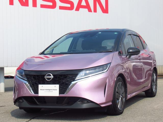 日産 ノート 1.2 X 新型ノート 試乗車UP