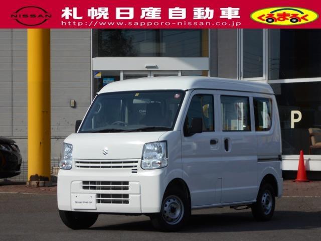 スズキ PA 切替式4WD