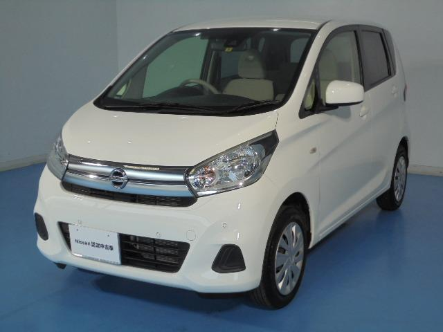 日産 660 J ワイド保証2年付き 当社社有車