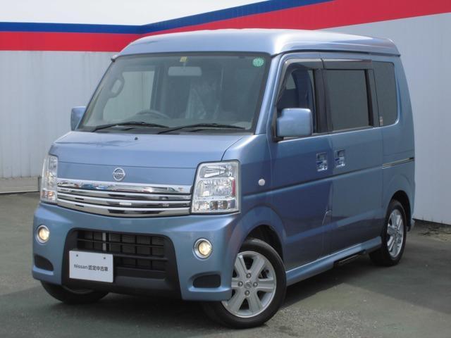 日産 NV100クリッパーリオ 660 G ハイルーフ 4WD 助手席側オートステップ