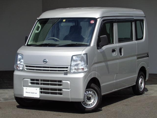 日産 NV100クリッパーバン 660 DX ハイルーフ 5AGS車