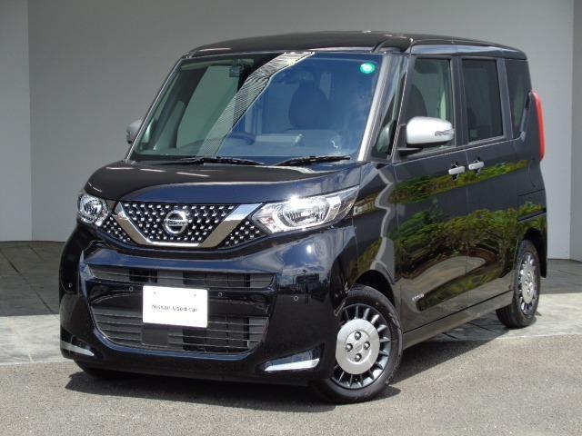日産 ルークス 660 AUTECH 新品ドライブレコーダー(前後)・当社試乗車