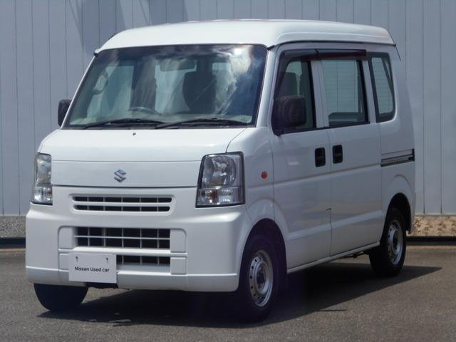 スズキ 660 PA ハイルーフ 4WD 純正チューナー