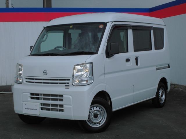 日産 NV100クリッパーバン 660 DX ハイルーフ 5AGS車 5AGS車
