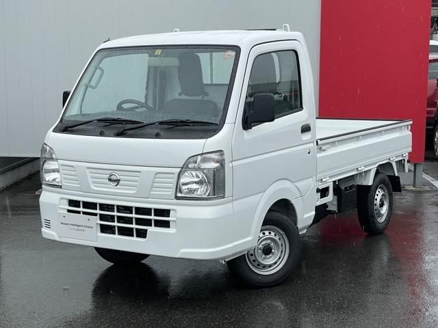 日産 NT100クリッパートラック 660 DX 農繁仕様 4WD ラジオ
