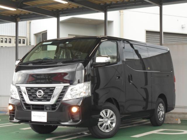 日産 NV350キャラバンバン 2.0 プレミアムGX ロングボディ 登録済み未使用車・新車保証継承