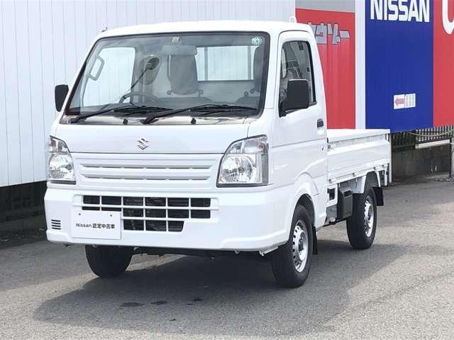 スズキ 660 KCエアコン・パワステ 3方開 2WD&5MT