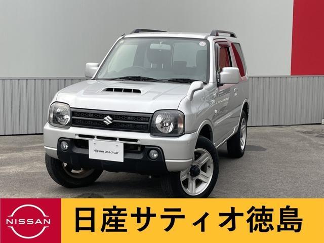スズキ ジムニー XC 5速マニュアル車