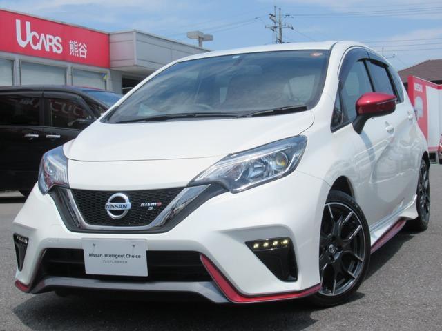 日産 ニスモ S 1.6 NISMO S レカロシ-ト付車