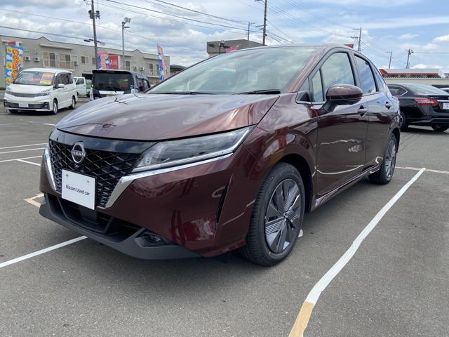 日産 ノート X FOUR 1.2 X FOUR 4WD /試乗車