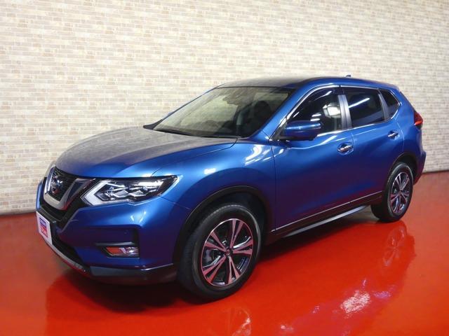 日産 20Xi 4WD 純正メモリーナビ(MM518D-L)フルセグ・Bluetooth・ドラレコ・ETC2.0・Blu-ray・エマブレ・アラウンドビュー・スマートルームミラー・オートバックドア・LEDヘッドライト
