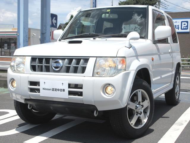 日産 キックス 660 RX 4WD 4WD ターボ 純正ナビ ETC
