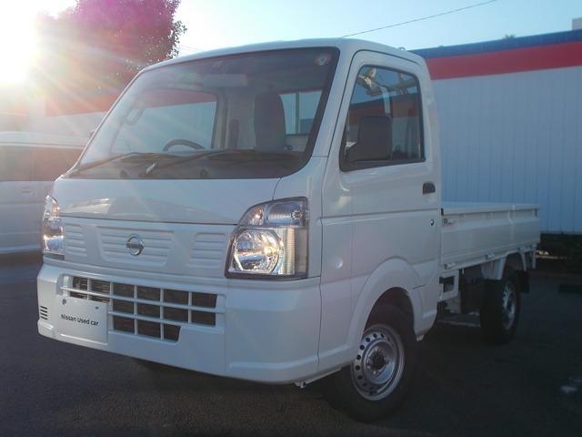 日産 660 DX 運転席&助手席エアバック・ABS