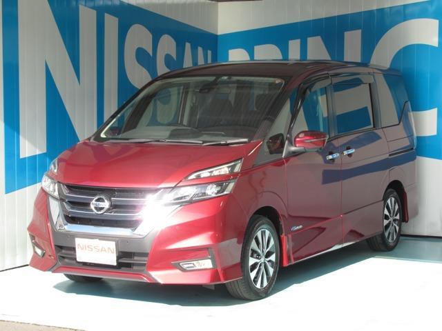日産 2.0 ハイウェイスター Vセレクション エマブレ・AVM・電動オートスライド両側