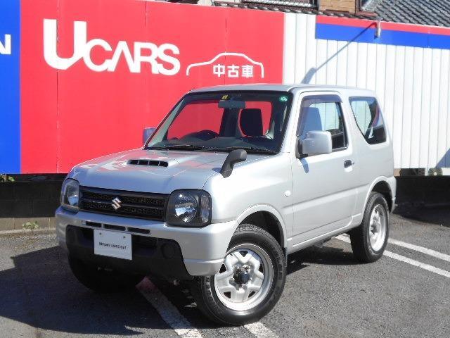 スズキ XG 4WD/ターボ車/5MT/キーレスシステム/