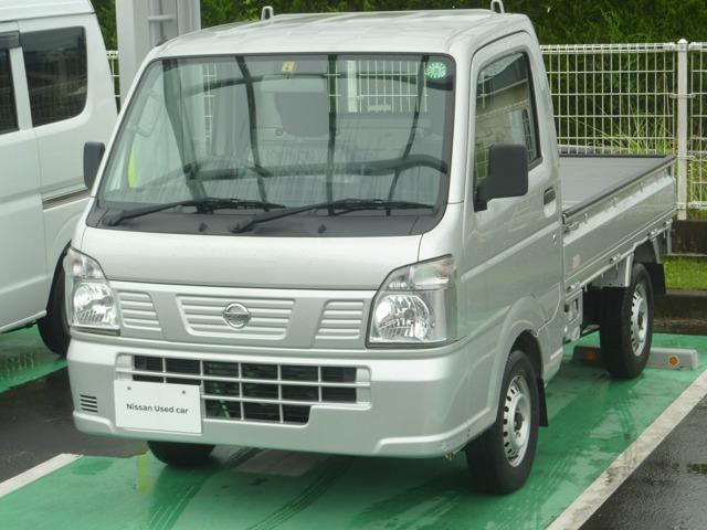 日産 NT100クリッパートラック 660 DX MT 2WD