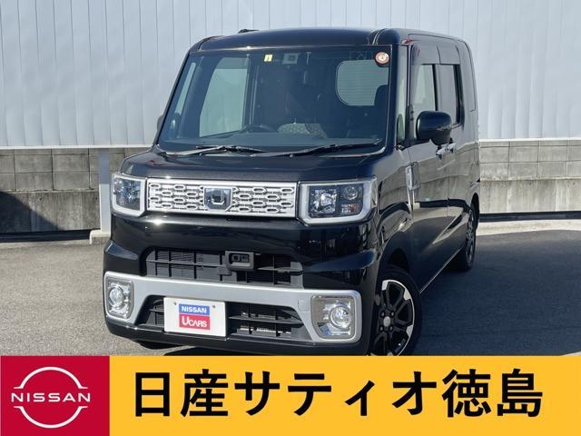 ダイハツ ウェイク 660 G SA 4WD