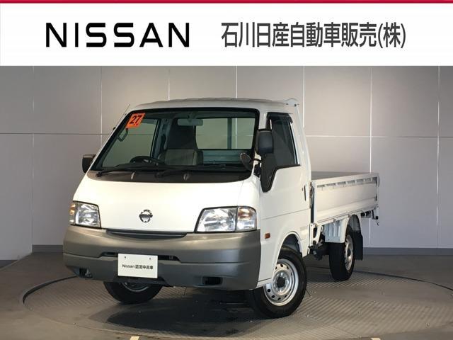 日産 バネットトラック  1.8 DX ロング 純正ラジオ 5MT