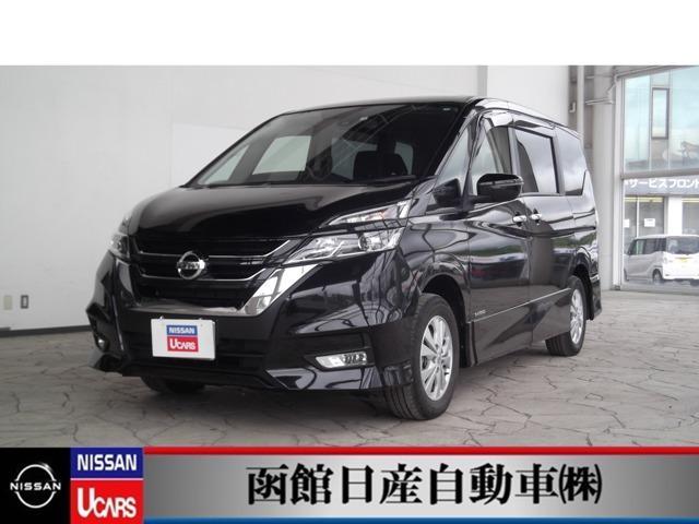 日産 2.0 ハイウェイスター VセレクションII 4WD バックカメラ ナビ TV