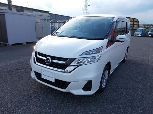 日産 2.0 S AVM・ナビ・ETC・クルコン・片側電動
