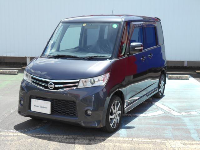 日産 ルークス 660 ハイウェイスター カーナビ・ETC