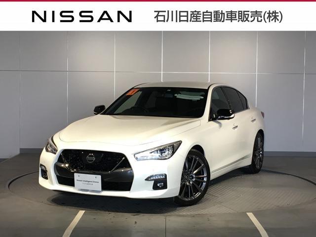 日産 3.0 400R 当社試乗車 PerformanceBOSEサウンド