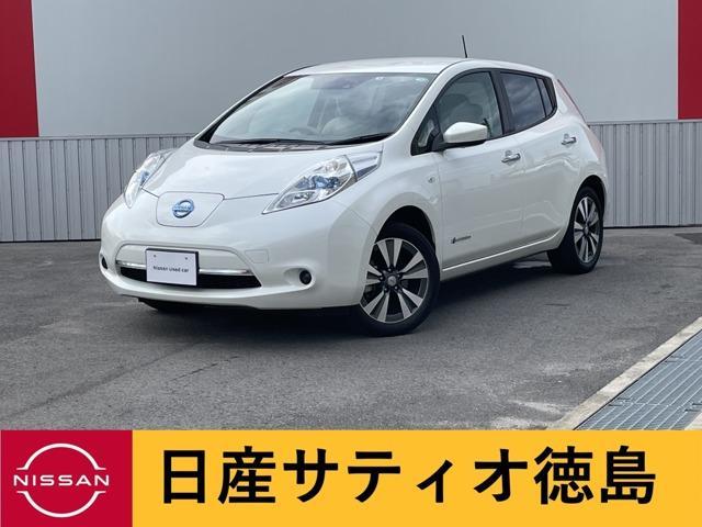 日産 X(30kwh) 30kWh X ナビ TV バックM Bluetooth ETC シートヒーター