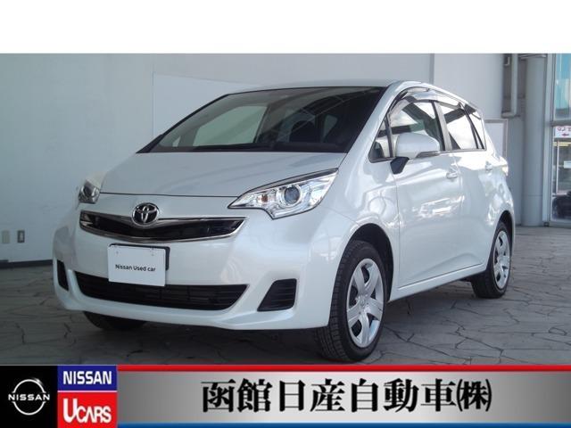 トヨタ ラクティス 1.5 X 4WD ナビ TV