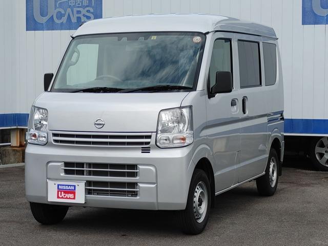 日産 660 DX セーフティパッケージ ハイルーフ 5AGS車