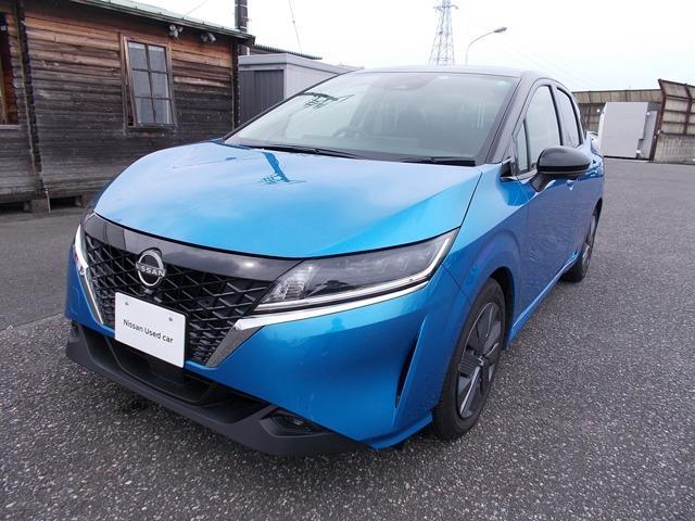 日産 1.2 X 試乗車・PP・AVM・ナビ・ETC2.0