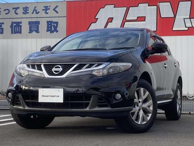 日産 2.5 250XL FOUR 4WD 4輪駆動・HDDナビ・バックカメラETC
