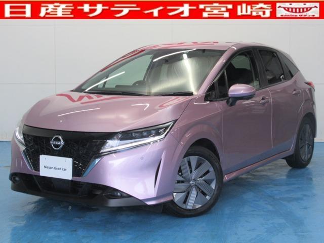 日産 1.2 X 社有車アップ・純正ナビ