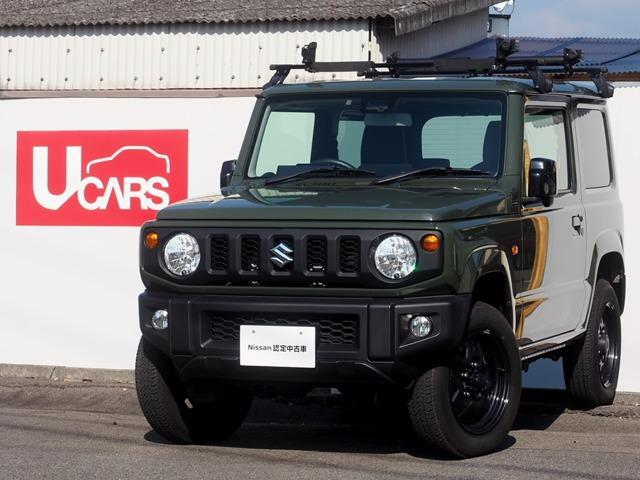 スズキ 660 XL スズキ セーフティ サポート 装着車 4WD 衝突被害軽減装置